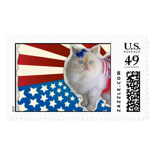 God Bless America stamps