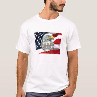God Bless America T shirt