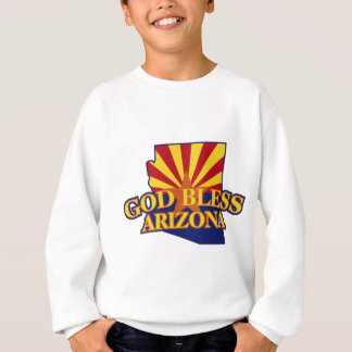 God Bless Arizona Sweatshirt