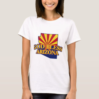 God Bless Arizona T-Shirt