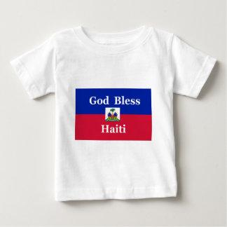 God Bless Haiti Tshirt