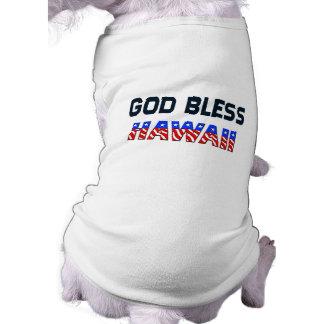 God Bless Hawaii T-Shirt