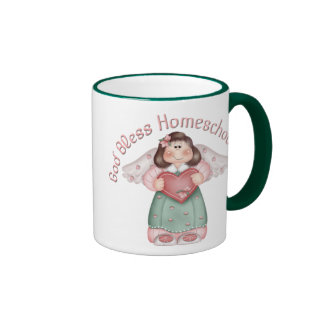 God Bless Homeschoolers – Mug