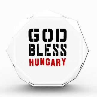 God Bless Hungary Award