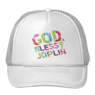 God Bless Joplin Hats