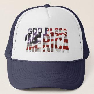 GOD BLESS 'MERICA HAT