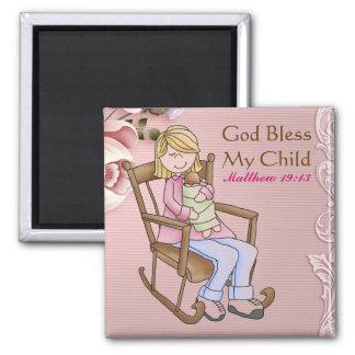 God Bless My Child, Magnet