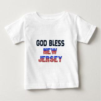 God Bless New Jersey Infant T-shirt
