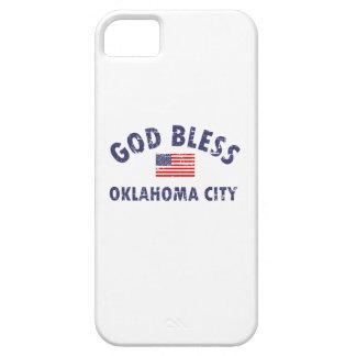 God bless OKLAHOMA CITY designs iPhone SE/5/5s Case