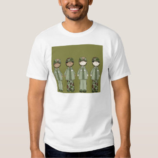 God Bless Our Army Crew T-Shirt