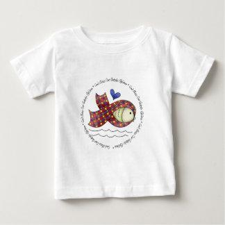 God Bless Our Autisic Children Infant Short Sleeve T Shirt