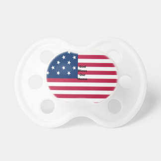God Bless our Home BooginHead Pacifier