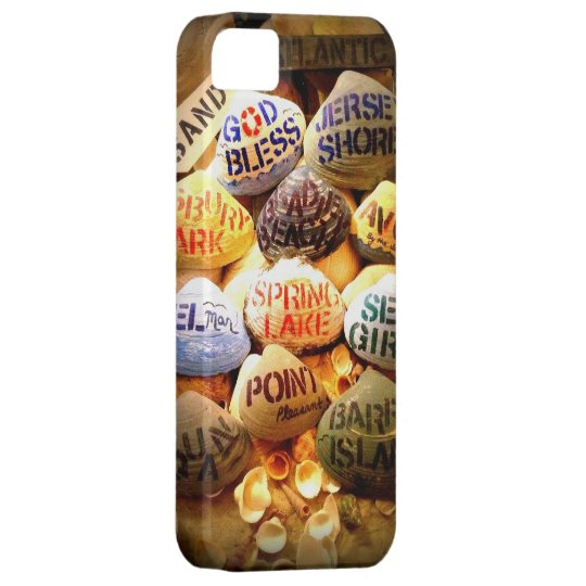 God Bless the Jersey Shore - iPhone Case