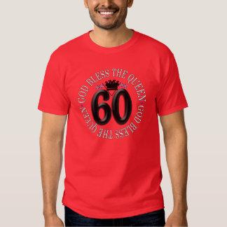 God Bless the Queen 60th Diamond Jubilee Shirt