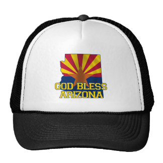God Bless the state of Arizona Hat