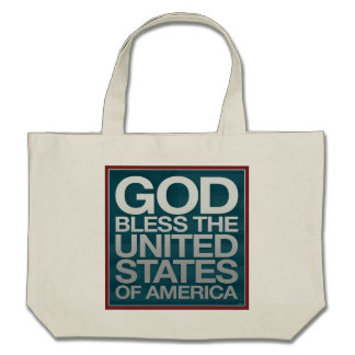 God Bless The USA Bags