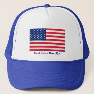 God Bless The USA Hat