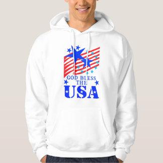 God Bless The USA Hoodie