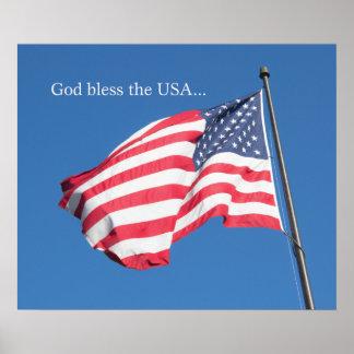 God Bless the USA… Poster