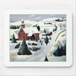 GOD BLESS US ALL WITH LOVE MOUSE MAT