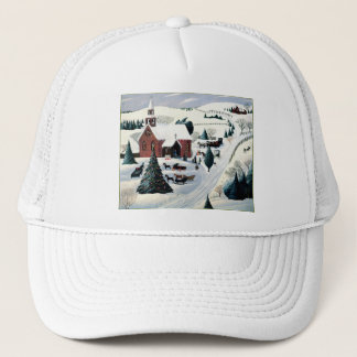 GOD BLESS US ALL WITH LOVE TRUCKER HAT