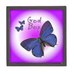 God Boxes 12 step recovery 3rd step God Box Premium Trinket Boxes