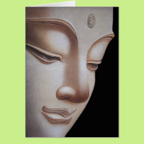God Buddha Card