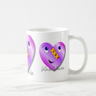 God Can Heal Mug