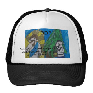 God can  heal you trucker hat