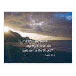 God Cares For You! Postcard