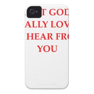 god Case-Mate iPhone 4 cases