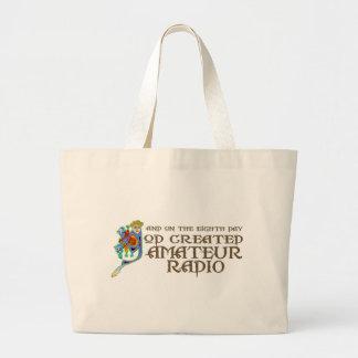God Created Amateur Radio Bags