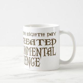 God Created Environmental Science Coffee Mug