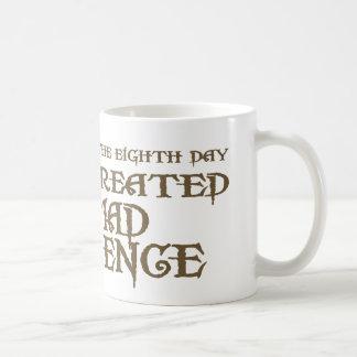 God Created Mad Science Mugs