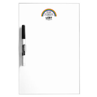 God Created the Rainbow Dry-Erase Board