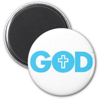 God Cross Magnets