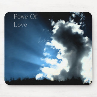 God Devine Energy Always Mouse Pad