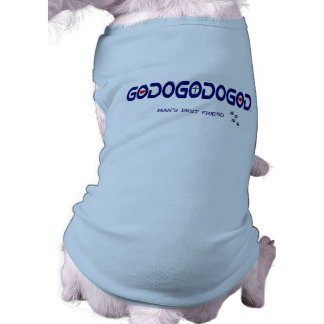 GOD DOG Pet T T-Shirt