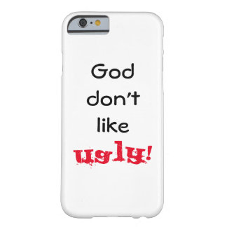 """""""God don't like UGLY!"""" Device Cover"""