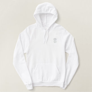 GOD EMBROIDERED HOODIE