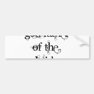 God Father of the Bride Bumper Stickers