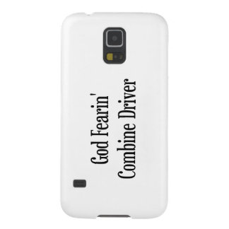 God Fearin Combine Driver Galaxy S5 Cover
