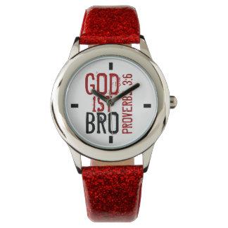 God first bible verse Proverbs 3:6 Watch