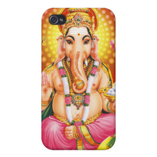 God Ganesha iPhone 4 Cover