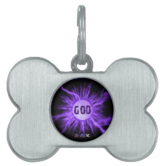 GOD GIFTS CUSTOMIZABLE PRODUCTS PET ID TAGS