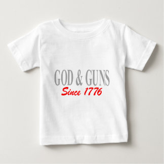 GOD & GUNS BABY T-Shirt