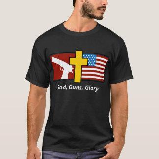 God Guns Glory T-Shirt