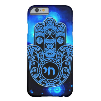 God Hand Hamsa Cosmos Barely There iPhone 6 Case