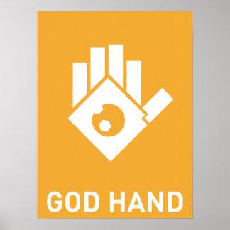 God hand poster