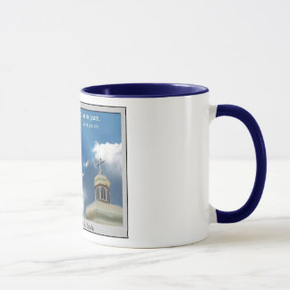 """""""God has called us to live in peace"""" Coffee Mug"""